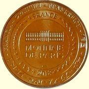 Monnaie de Paris Tourist Token - Les sels de Gruissan – reverse