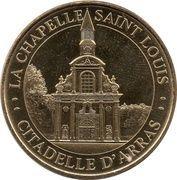 Monnaie de Paris Tourist Token - Citadelle d'Arras (La Chapelle Saint Louis) – obverse