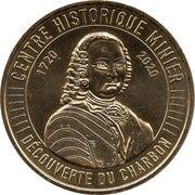 Monnaie de Paris Tourist Token - Centre Historique Minier (Découverte du charbon - 1720-2020) – obverse