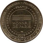 Monnaie de Paris Tourist Token - Centre Historique Minier (Découverte du charbon - 1720-2020) – reverse