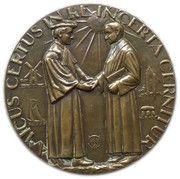 Medal - Danmark Nederland 1945 – obverse
