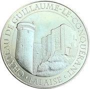 Monnaie de Paris Tourist Token - Château de Falaise – obverse