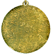 Medal - Championship of the Armed Forces of the USSR – reverse