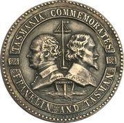 Medal - Hobart Centenary Regatta – obverse