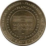 Monnaie de Paris Tourist Token - Souterrains de Laon (Secrets sous la ville) – reverse