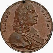 Medal - Pierre Bayle – obverse