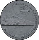 Medal - Drifting ice station North Pole (50th Anniversary) – obverse