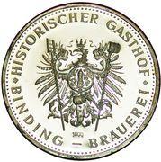 Token - Historic Inn (Heilig Geist, Mainz) – reverse