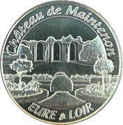 Monnaie de Paris Tourist Token (Maintenon - L'aqueduc de Vauban) – obverse