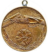 Medal - Moscow Grand Prix in Shooting Sports – obverse