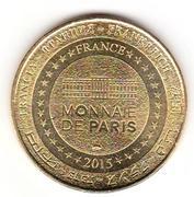 Monnaie de Paris Tourist Toke - Abbaye Saint Vincent – reverse