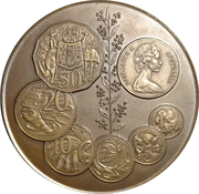Medal - Royal Australian Mint – obverse