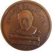 Medal - Balfour Declaration – obverse