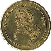 20 Cent (Guadeloupe Euro Fantasy Token) – obverse