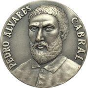 """Medal - Pedro Alvares Cabral """"El-Rey"""" – obverse"""