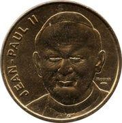 Monnaie de Paris Tourist Token - Jean Paul II -  obverse