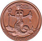 Medal - Bremerhaven – obverse