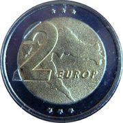 2 Europ (Croatia Euro Fantasy Token) – reverse