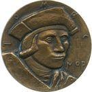 Medal - Thomas More – obverse