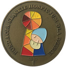 Medal - Pola Nadziei (Foundation Hospice for Children) – obverse