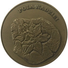 Medal - Pola Nadziei (Foundation Hospice for Children) – reverse