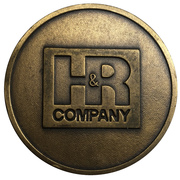 Medal - H&R Company, Corps SAM Meads – reverse