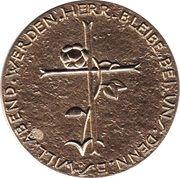 Medal - Bremen Evangelical Church – reverse