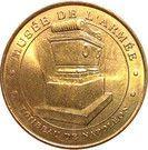 Monnaie de Paris Tourist Token - Musée de l'armée (Tombeau de Napoléon) – obverse