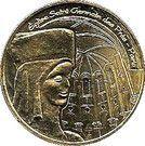 Monnaie de Paris Tourist Token - Eglise Saint Germain des Près – obverse