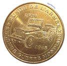 Monnaie de Paris Tourist Token - Musée de l'Armée (Seconde Guerre mondiale) – obverse