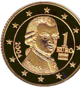5 Dollars (Austria) – reverse