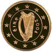 5 Dollars (Ireland) – reverse