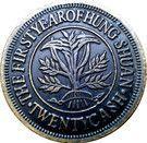 20 Cash - Hung Shuan – obverse