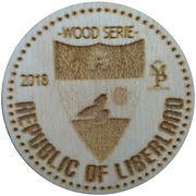 10 Merit (Wood Set) – obverse