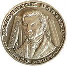 20 Merit (4th Anniversary; Test Coin) – reverse
