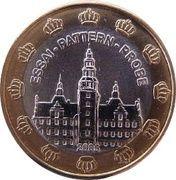 1 Europ (Denmark Euro Fantasy Token) – obverse