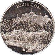 National Tokens Belgian Heritage - Bouillon (Panorama) – obverse