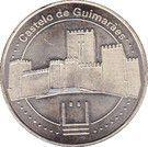 National Tokens Portuguese Heritage - Guimarães (Castelo de Guimarães) – obverse