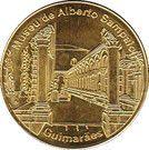 National Tokens Portuguese Heritage - Guimarães (Museu de Alberto Sampaio) – obverse