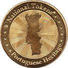 National Tokens Portuguese Heritage - Vila Nova de Gaia (Mosteiro da Serra do Pilar) – reverse