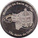 National Tokens Portuguese Heritage - Vila Nova de Gaia (Mosteiro da Serra do Pilar) – obverse
