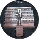 Medal - Tallinn (Estonia) – obverse