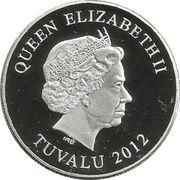 1 oz silver (Titanic) – obverse