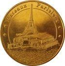 Monnaie de Paris Tourist Token - Bateaux Parisiens – obverse
