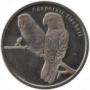 5 Rand (Parrot) – reverse