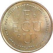 ¼ ECU -  reverse