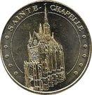 Monnaie de Paris Tourist Token - Sainte-Chapelle – obverse