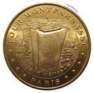 Monnaie de Paris Tourist Token - Tour Montparnasse – obverse