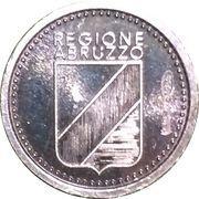 0,01 Euro (Miglianico - Chieti - Abruzzo) – reverse