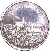 0,05 Euro (Miglianico - Chieti - Abruzzo) – reverse